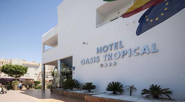 ホテル ベスト オアシス トロピカル - Mojacar - 建物