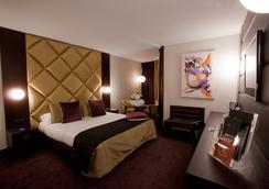 ホテル パラディア - トゥールーズ - 寝室