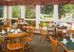 Golden Eagle Resort - ストウ - レストラン