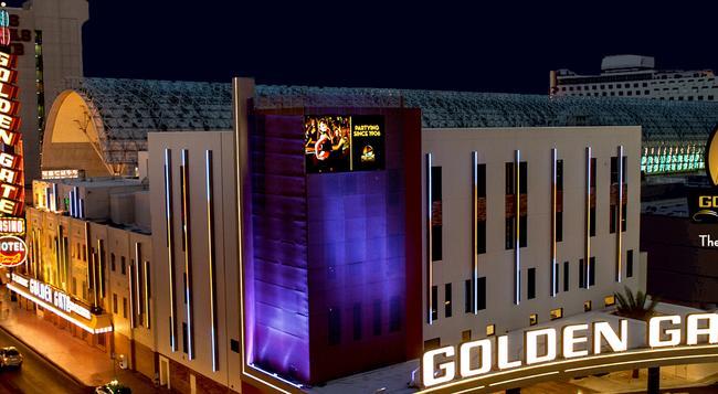 ゴールデン ゲイト カジノ ホテル - ラスベガス - 建物
