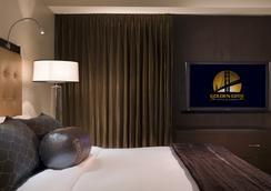 ゴールデン ゲイト カジノ ホテル - ラスベガス - 寝室
