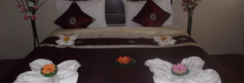 ザ クラビ フォレスト ホームステイ - Ao Nang - 寝室