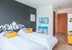フォスホテル リンド - レイキャヴィク - 寝室