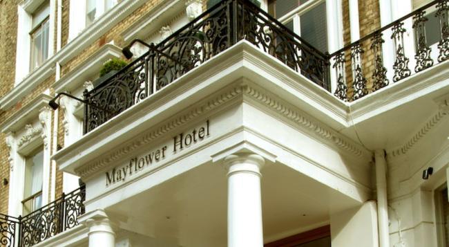 メイフラワー ホテル&アパートメント - ロンドン - 建物