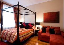 メイフラワー ホテル&アパートメント - ロンドン - 寝室