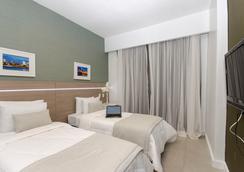 ホテル アドリアノポリス オール スイーツ - マナウス - 寝室