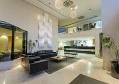 ホテル アドリアノポリス オール スイーツ - マナウス - ロビー