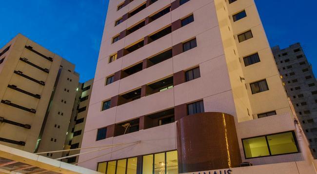 ホテル アドリアノポリス オール スイーツ - マナウス - 建物