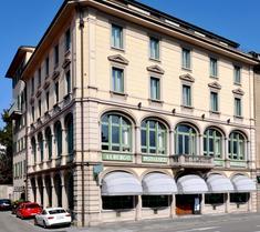 ホテル ペスタロッチ ルガノ