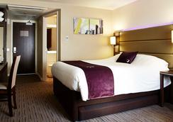 プレミア イン ロンドン ヒースロー M4/J4 - ヘーズ - 寝室