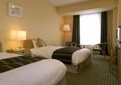 天王寺都ホテル - 大阪市 - 寝室