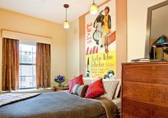 チェルシー パインズ イン - ニューヨーク - 寝室