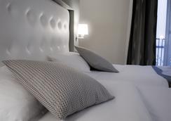 Inter-Hôtel le Bristol Strasbourg Centre-Gare - ストラスブール - 寝室