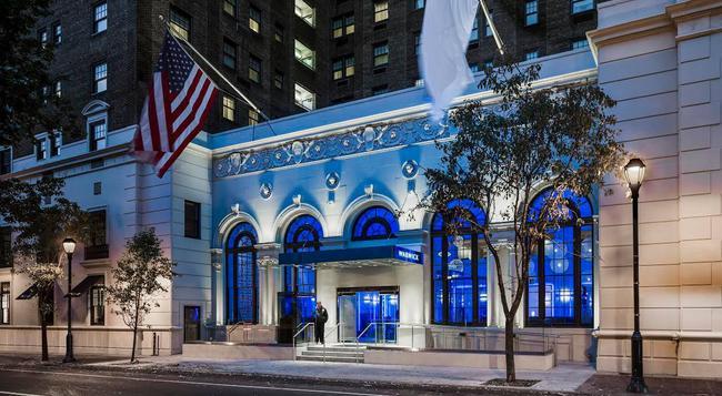 ザ ワーウィック ホテル リッテンハウス スクエア - フィラデルフィア - 建物