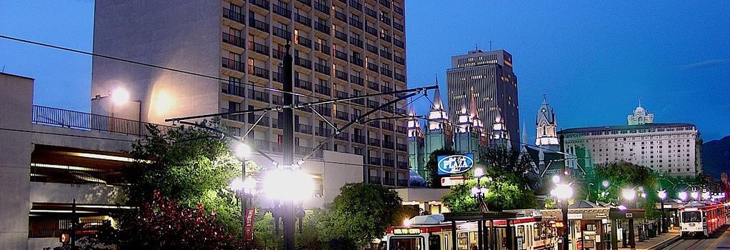 ソルト レイク プラザ ホテル アット テンプル スクエア - ソルトレイクシティー - 建物