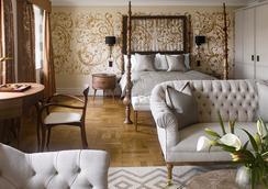アドリア ブティック ホテル - ロンドン - 寝室