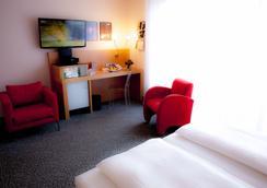 Mintrops Stadt Hotel Margarethenhöhe - エッセン - 寝室