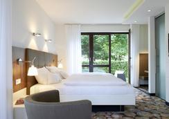 Mintrops Land Hotel Burgaltendorf - エッセン - 寝室