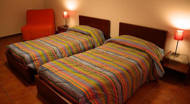 ラ カンパネッラ - フィレンツェ - 寝室