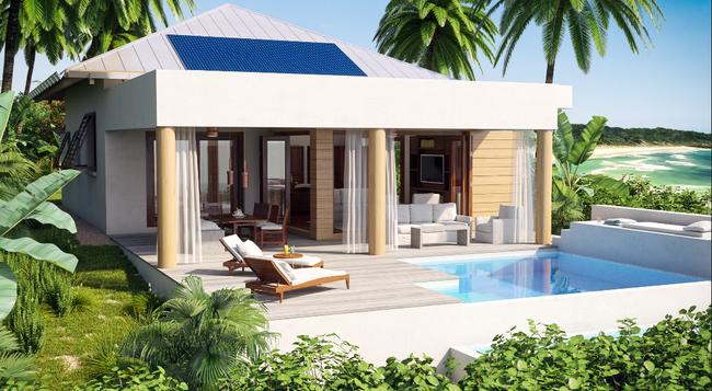 Solaire Villas Anguilla - The Valley - 建物