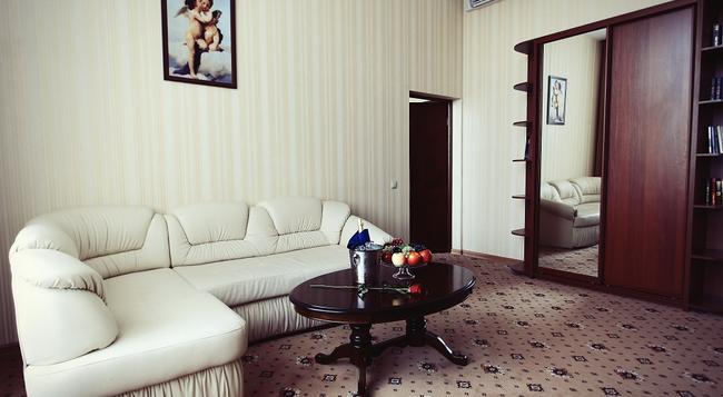 Viva Hotel - モスクワ - 寝室