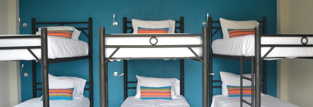 Casa Balché - Hostel - Campeche - 寝室