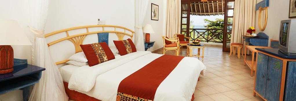 Neptune Beach Resort - モンバサ - 寝室