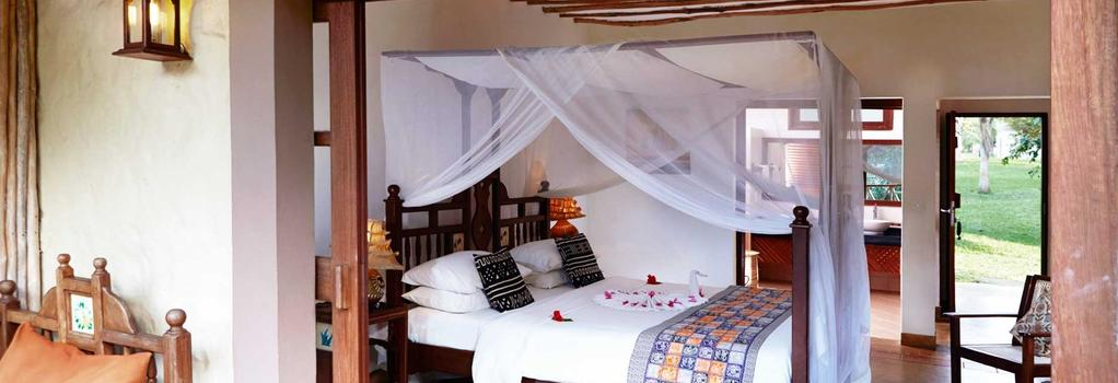 Neptune Palm Beach Boutique Resort & Spa - Ukunda - 寝室