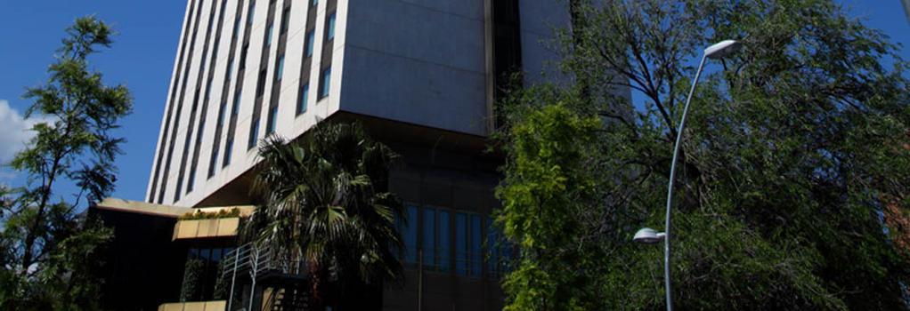 Princesa Sofia Gran Hotel - バルセロナ - 建物