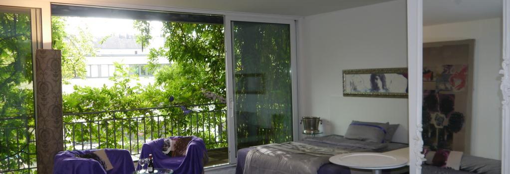Pallazzo Alfonso - アーヘン - 寝室