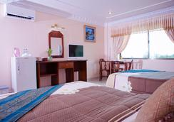 ゴールデン サンド ホテル - シアヌークビル - 寝室