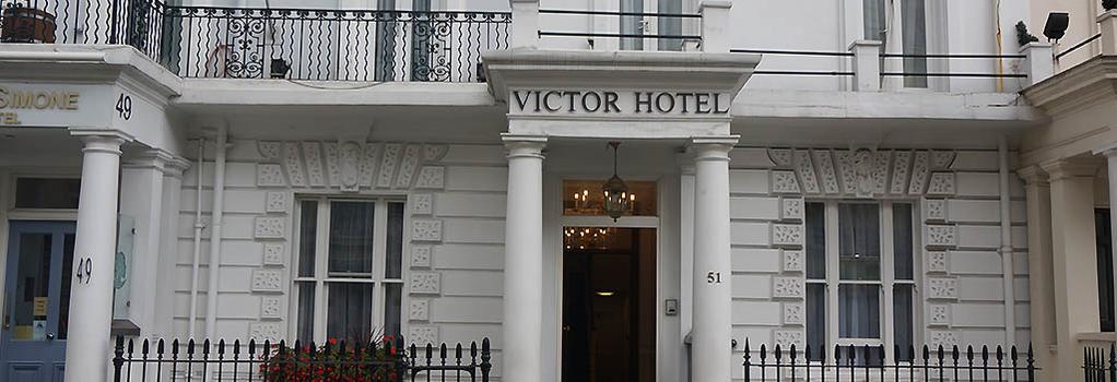 ビクター ホテル ロンドン ビクトリア - ロンドン - 建物