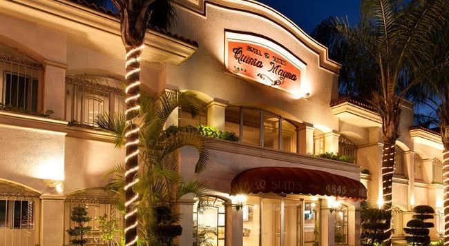 Hotel & Suites Quinta Magna - グアダラハラ - 建物