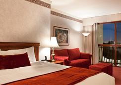 The Grand Hotel - サニーベール - 寝室