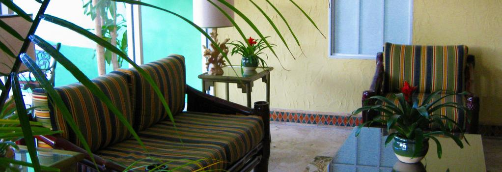 シーガル ホテル マイアミ ビーチ - マイアミ・ビーチ - ロビー