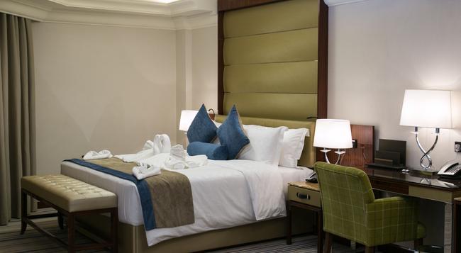 Gulf Pearls Hotel - ドーハ - 寝室