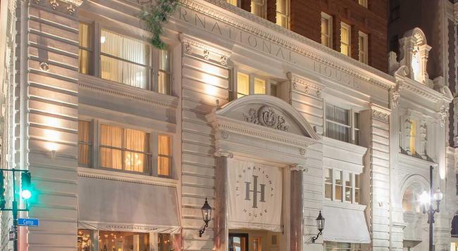 インターナショナル ハウス ホテル - ニューオーリンズ - 建物