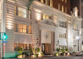 インターナショナル ハウス ホテル