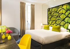 ホテル ド セーズ - パリ - 寝室
