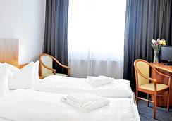 アパート ホテル フェルディナンド ベルリン - ベルリン - 寝室