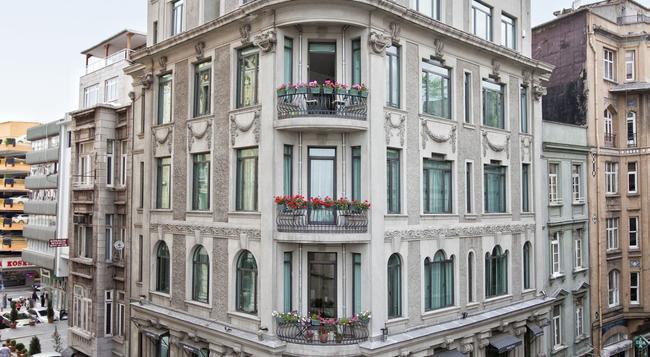 カラコイ ルームズ - イスタンブール - 建物