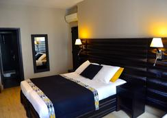 ホテル ミニー オペラ モンマルトル - パリ - 寝室