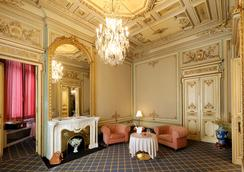 ホテル コンチネンタル パラセテ - バルセロナ - 寝室