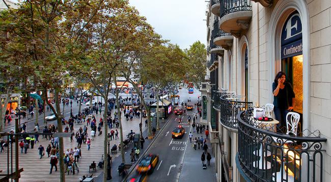 ホテル コンチネンタル バルセロナ - バルセロナ - 建物
