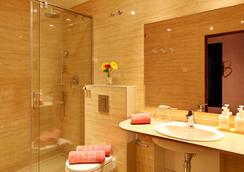 ホテル コンチネンタル バルセロナ - バルセロナ - 寝室