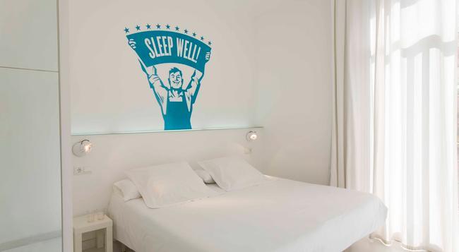 シック&ベーシック タリェス - バルセロナ - 寝室