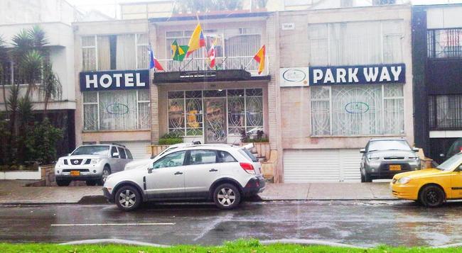 Hotel Parkway Bogota - ボゴタ - 建物