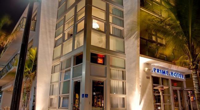 Prime Hotel - マイアミ・ビーチ - 建物