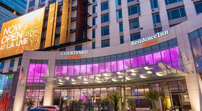 コートヤード バイ マリオット ロサンゼルス LA ライブ - ロサンゼルス - 建物