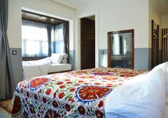アヤソルク ホテル - セルチュク - 寝室